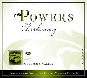 powers chardonnay