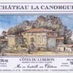 Chateau La Canorgue Côtes du Luberon