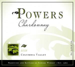 powers chardonnay