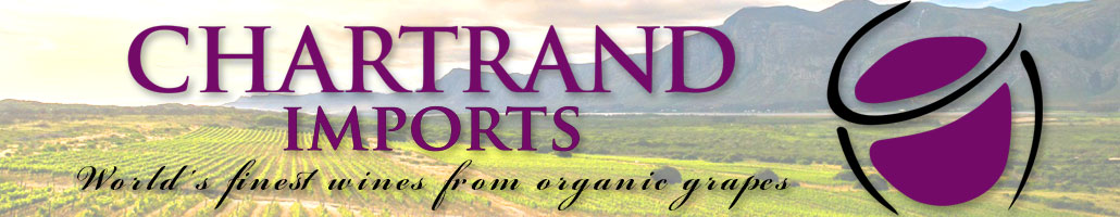 Chartrand Imports: Importing fine wines from organic grapes