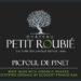 Domaine de Petit Roubié Picpoul de Pinet